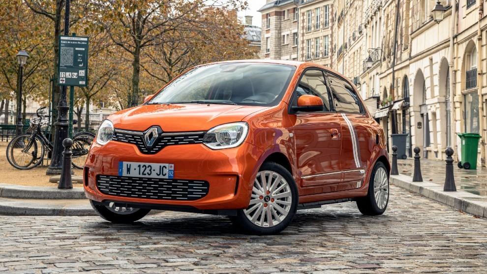 Prueba Renault Twingo Z.E. 2020