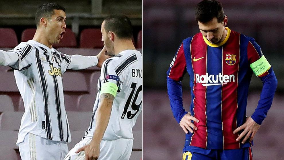 Cristiano hunde más al Barça