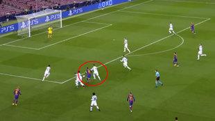 La jugada que retrata el estado del Barça... y quién manda entre Cristiano y Messi