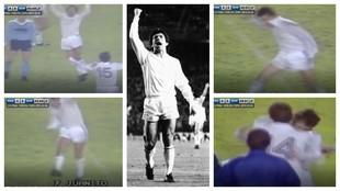 El once kamikaze del Madrid y el cambio más emotivo de la historia del Bernabéu