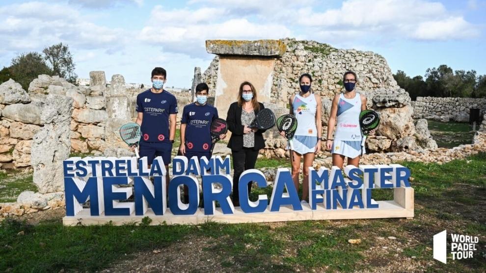 Menorca ya está preparada para conocer a los Maestros de 2020