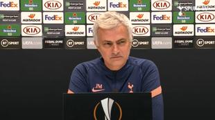 Mourinho y lo icónico del PSG-Basaksehir