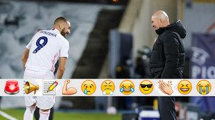 Zidane merece un monumento en el nuevo Bernabéu