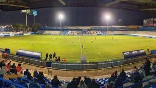 El Soto, estadio del Móstoles.