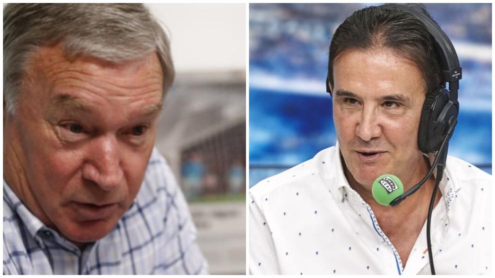"""Javier Clemente responde a De la Morena: """"Aparte de cobarde es un mentiroso"""""""