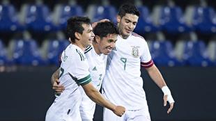 La selección mexicana sigue en noveno lugar