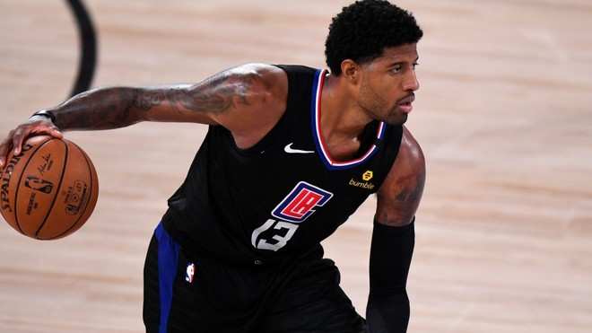 Paul George signs maximum contract extension with LA Clippers