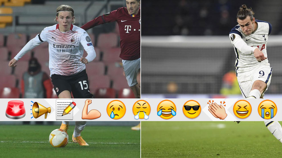 Un misil de Bale da el liderato a Mourinho y Hauge se postula como el 'nuevo' Odegaard
