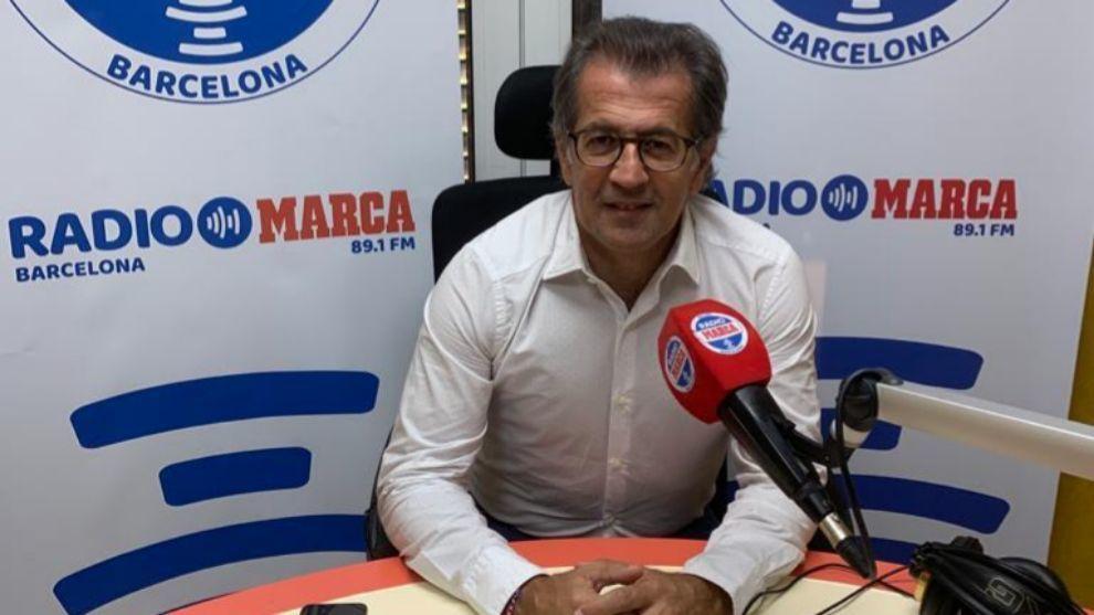 Toni Freixa, en Radio MARCA.