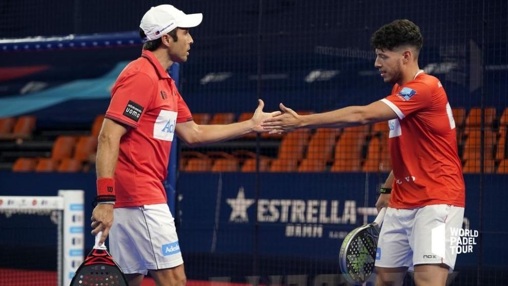 Belasteguín y Tapia anuncian su separación antes de debutar en el Master Final