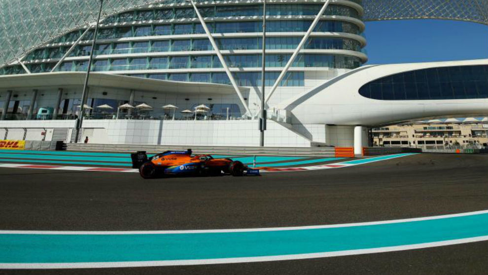 Entrenamientos Libres 2 del Gran Premio de Abu Dabi de Fórmula 1 en directo