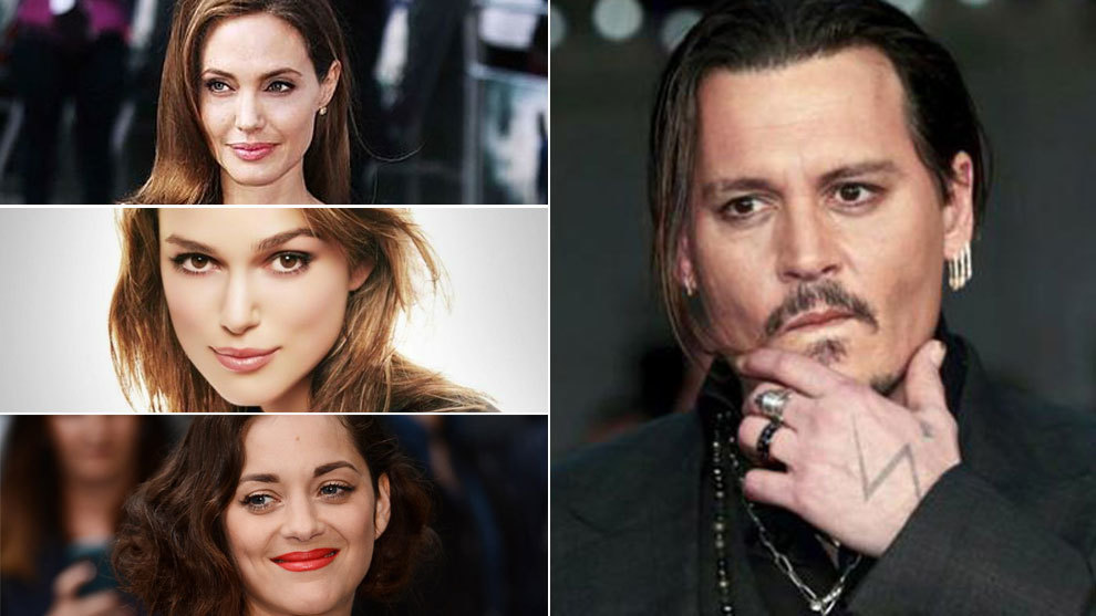 Twist In Johnny Depp Case Angelina Jolie Keira Knightly And Marion Cotillard Now Involved Marca In English