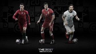 Premios The Best FIFA 2020