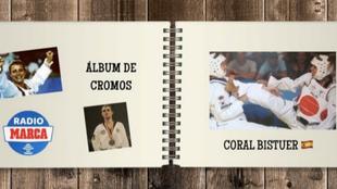 Coral Bistuer, capítulo XV del Álbum de Cromos de Marcador.