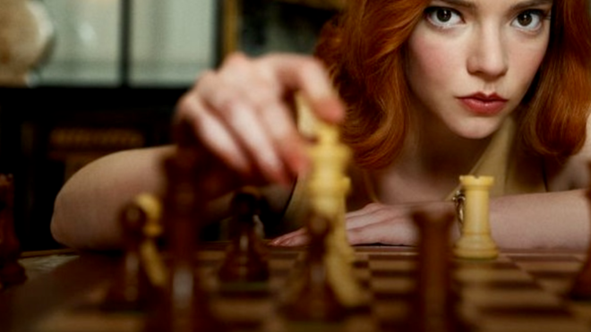 El increíble efecto de Gambito de dama: el ajedrez se convierte en un fenómeno social