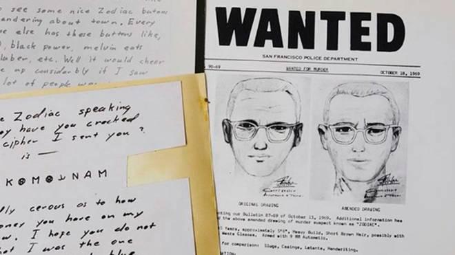 Volunteer sleuths crack 'Zodiac' serial killer's coded message