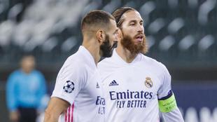 Alineaciones oficiales del Real Madrid en el derbi de LaLiga