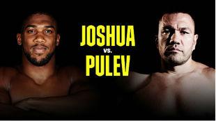 Sigue el Joshua vs Pulev: el combate por el título mundial del peso pesado, en directo