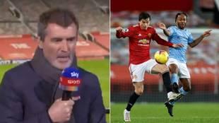 Roy Keane y el fútbol moderno: la frase lapidaria del United-City que aplauden en la Premier