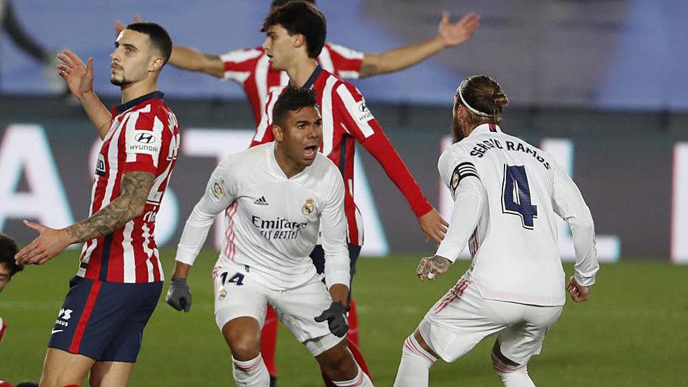 Un gran Madrid reabre LaLiga