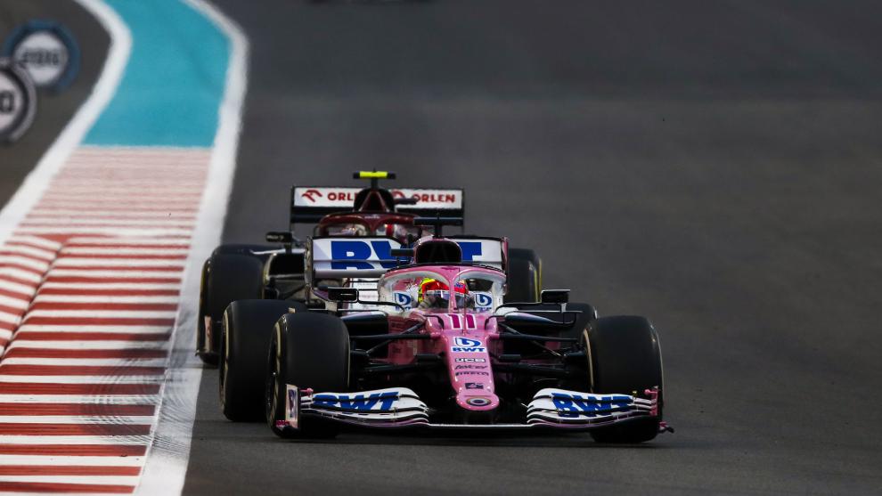 GP Abu Dhabi F1 2020: Checo Pérez tiene un amargo adiós de Racing Point y Max Verstappen domina el GP de Abu Dhabi | MARCA Claro México