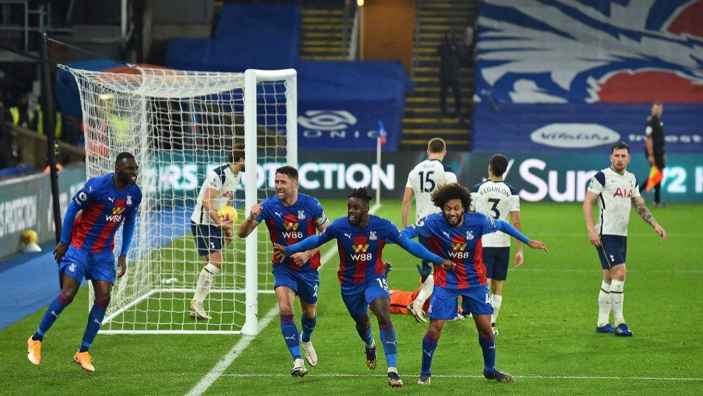 El Tottenham de Mourinho se deja dos puntos antes de visitar Anfield