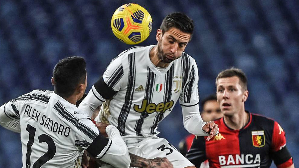Genoa - Juventus en directo