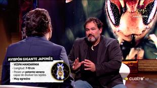 Cuarto Milenio Iker Jimenez avispon asesino