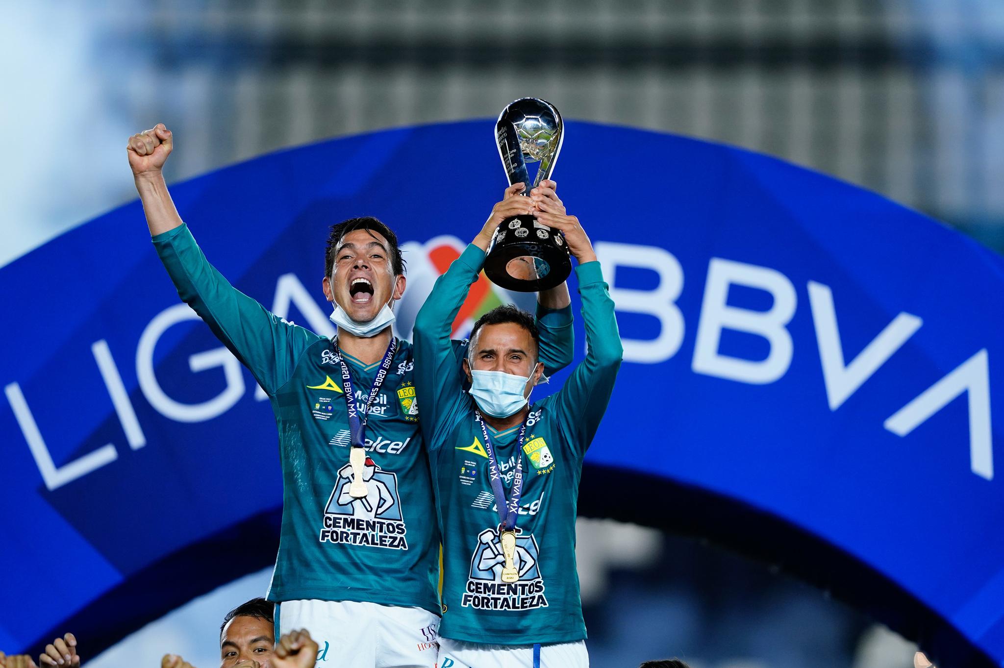 Final Liga MX: León, campeón del Guardianes 2020; La fiera ruge y obtiene  su octavo título ante Pumas