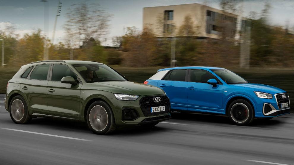 Los nuevos Audi Q5 y Q2 ya están disponibles en España.