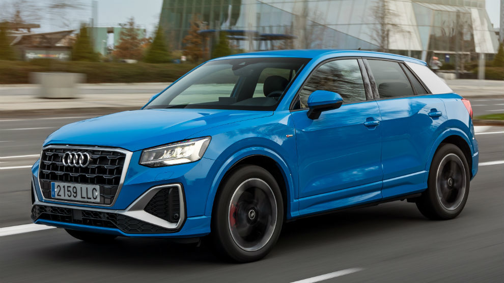 El Q2 es el modelo de acceso a la gama SUV de Audi.