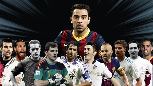 ¿Es Xavi Hernández el mejor jugador de la historia de España?