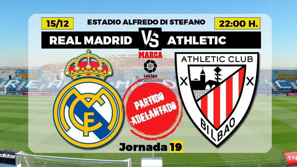 Real Madrid Vs Athletic Real Madrid Vs Athletic Club Aiming To Continue The Winning Streak Marca In English