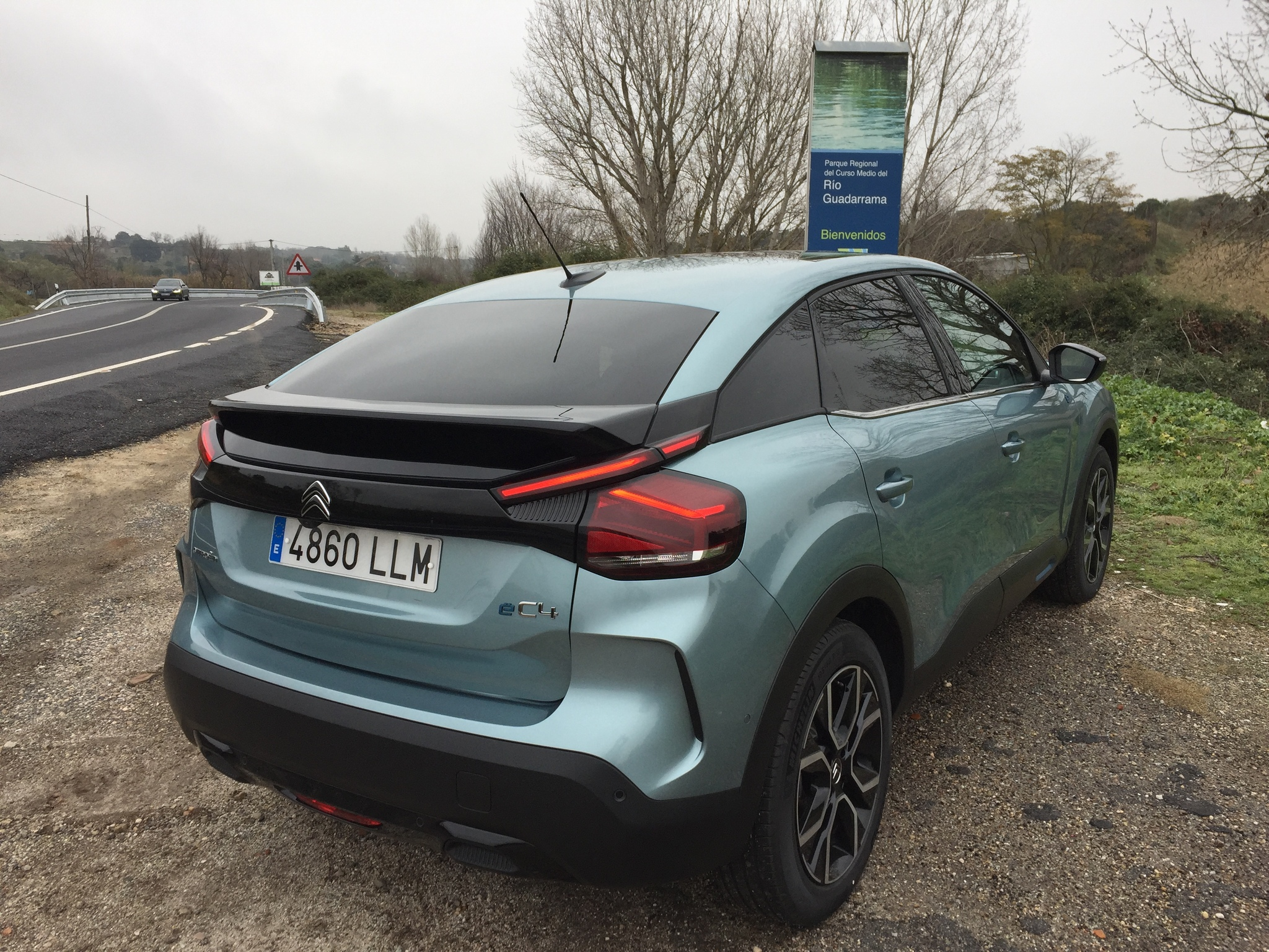 Citroën ë-C4: profeta en su tierra