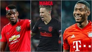 El Madrid tiene competencia por Alaba, Llorente y el Liverpool...
