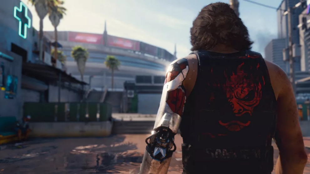 Silverhand is one of the protagonists of Cyberpunk 2077, the great ...