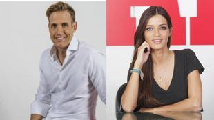 Sara Carbonero y Óscar Martínez fichan por Radio MARCA