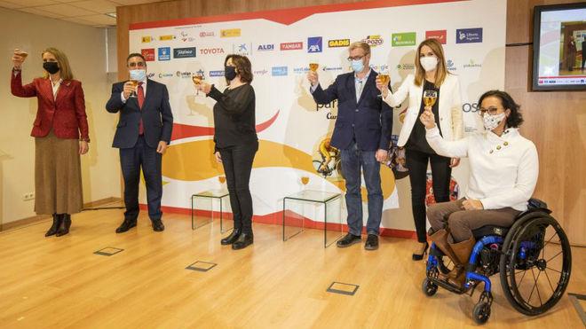 La Infanta Doña Elena ha presidido la celebración del 25 aniversario...