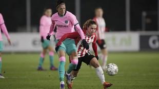 Barcelona - PSV femenino en directo la Champions