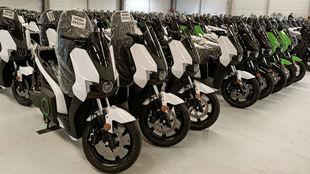 Scooters eléctricas de Silence, el mayor fabricante de motos...