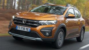 El Dacia Sandero Stepway representa el 74% de las ventas del Sandero.
