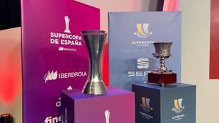 Supercopa: Real Sociedad- Barça y Real Madrid-Athletic