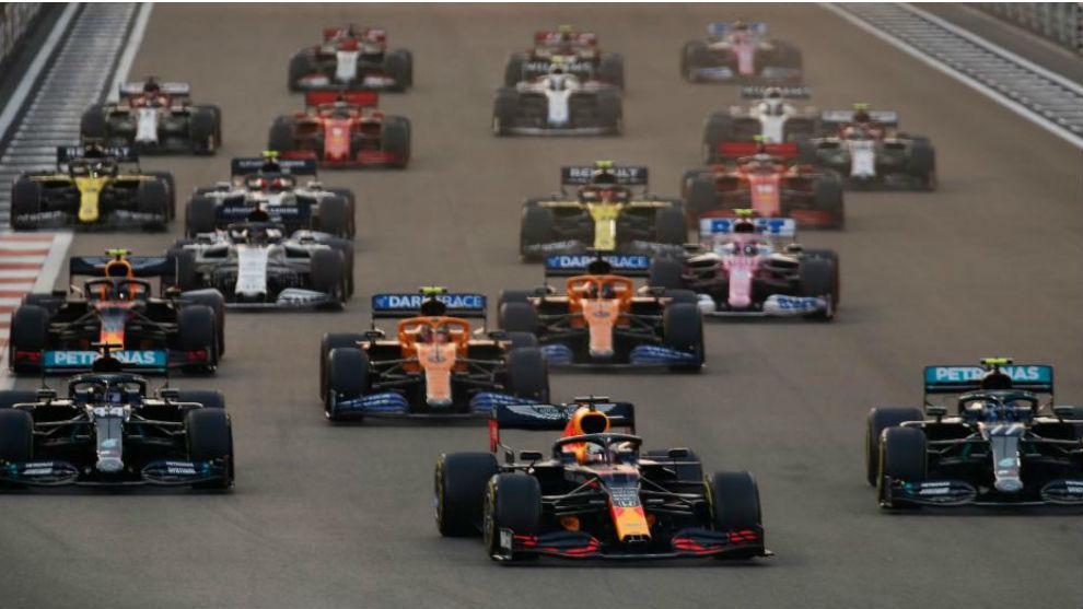 F1 2020: Así fue el duelo entre compañeros en la F1 2020: Hubo  humillaciones | Marca.com