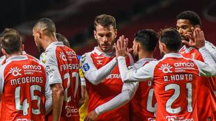 Sporting Braga supera al Estoril Praia