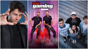 MARCA Gaming Show: El mago Jorge Luengo, La La Love You y el sorteo de NBA 2K21 para PS5
