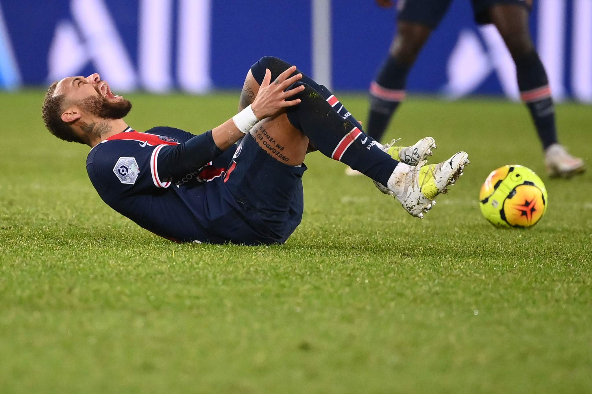 Neymar out until January