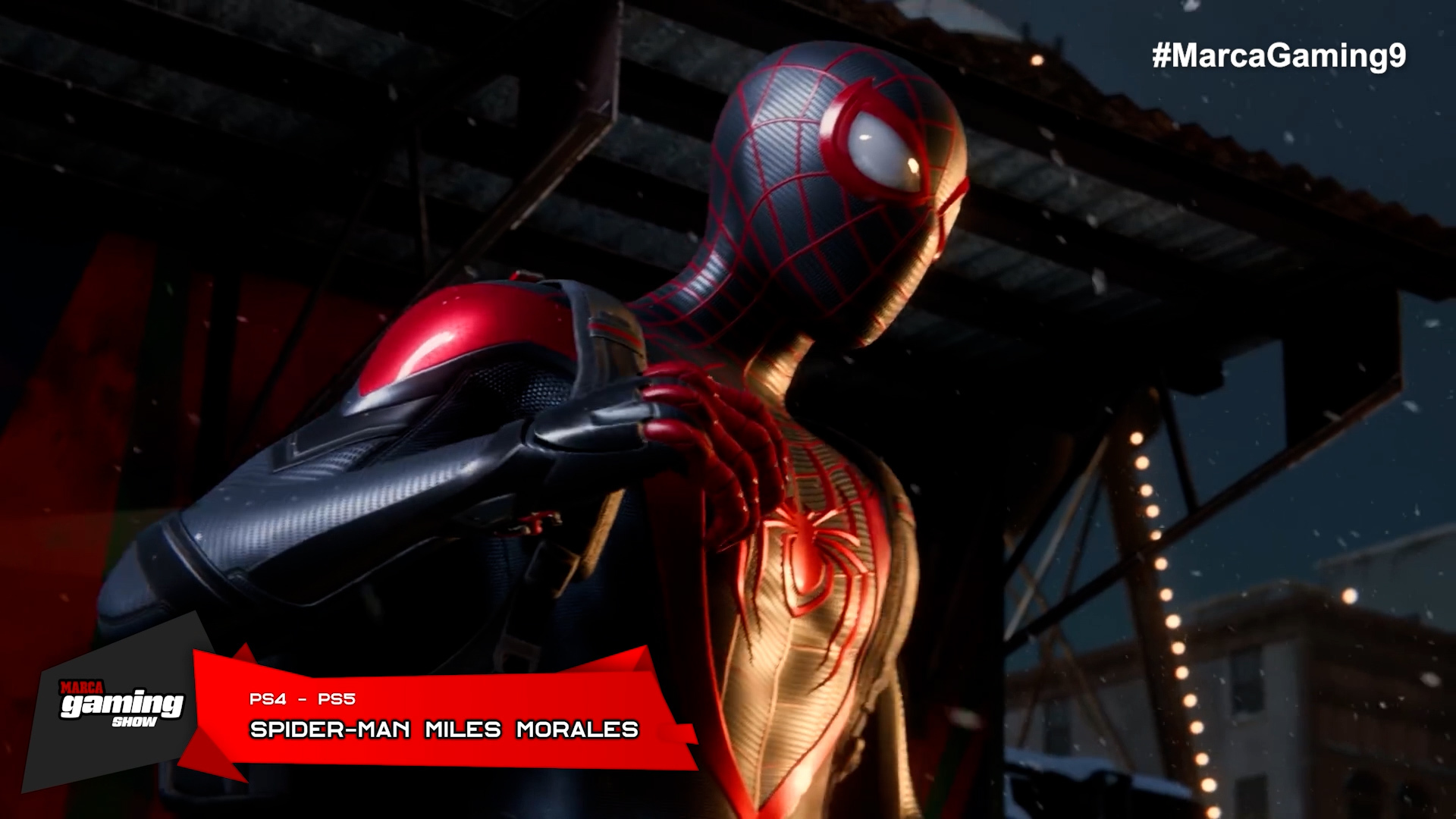 Marvels Spider-Man Miles Morales ( PS5 )