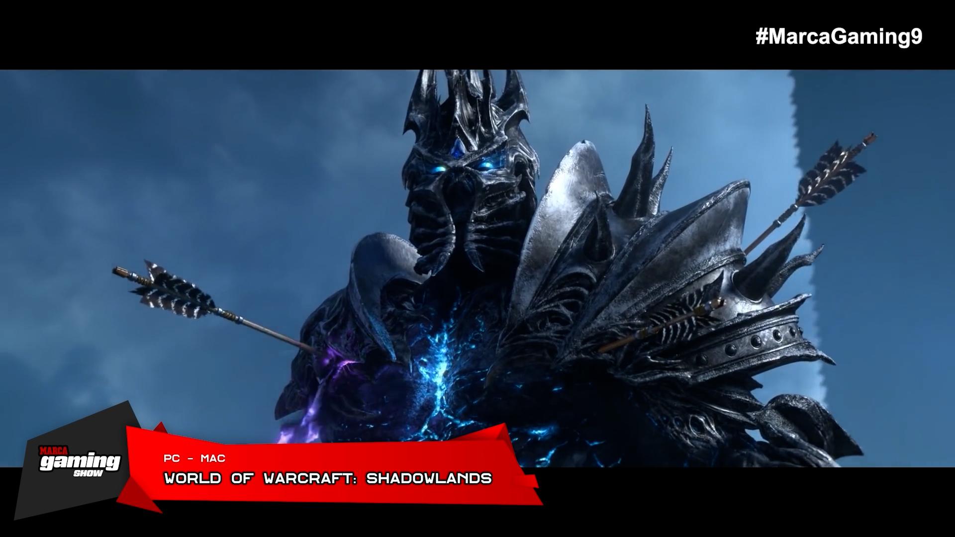 World of Warcraft: Shadowlands ( PC )