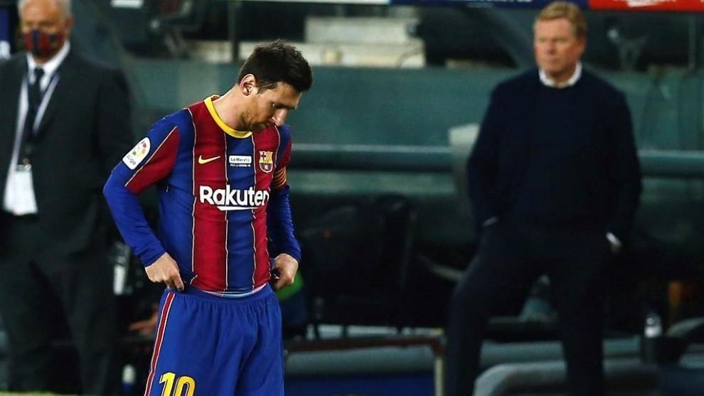 Barcelona's euphoria brought to a halt