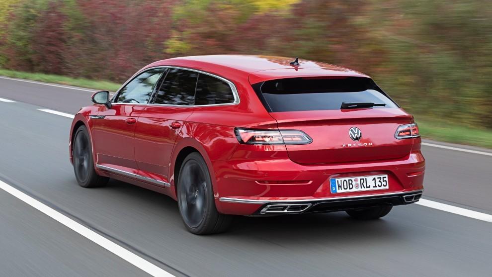 Prueba del Volkswagen Arteon Shooting Brake 2.0 TDI: Rompiendo la tradición